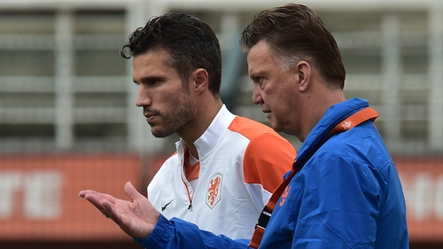Louis van Gaal will join Man Utd's US tour immediately after the World Cup, Robin van Persie won't link up with the squad until August