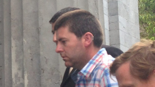 Declan Ó Cualain was remanded in custody to appear in court again next Friday