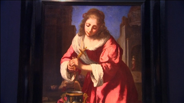 The picture is believed to be the earliest known work by Vermeer