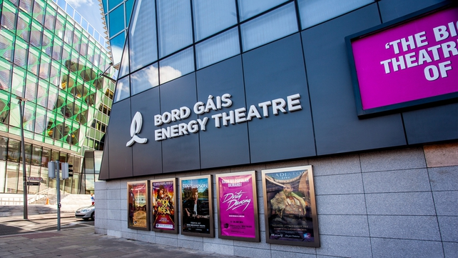 The 2,111 seat theatre is the largest in Ireland and opened in 2010