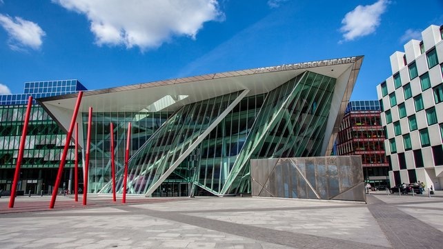 Bord Gáis Energy Theatre has been put up for sale by NAMA