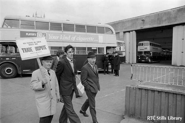 Dublin Bus Strike (1974)