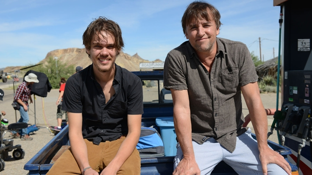 Richard Linklater cast Ellar Coltrane when he was just 6 years old, describing him as