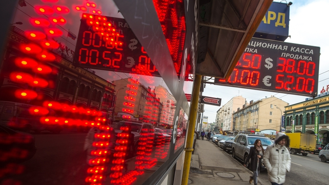 Preliminary estimates from Russia show zero economic growth for the three months to the end of June