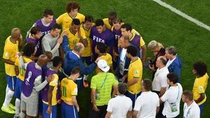Luiz Felipe Scolari's Brazil shipped seven goals to Germany, the nation's worst ever defeat