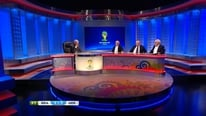 John Giles, Liam Brady and Eamon Dunphy on the humiliating defeat for Brazil