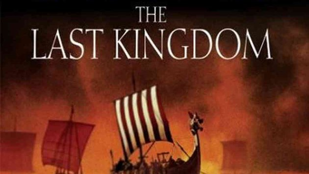 The Last Kingdom (cover of book pictured) - is based on Bernard Cornwell's The Warrior Chronicles/Saxon Stories