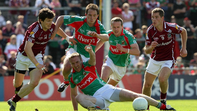 Flashback to 2009 and the last Connacht final meeting between Mayo and Galway at McHale Park