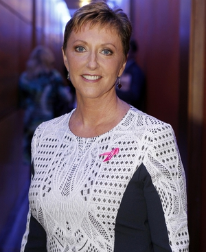 Majella O'Donnell teams up with Queen salon for fundraising initiative