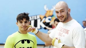 Michael Conlan and Steven Ward at an International Pre Commonwealth Games Training Camp in Jordanstown, Co Antrim