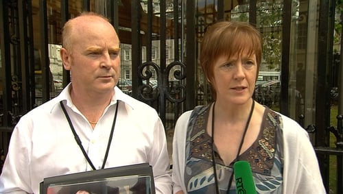 Dermot and Denise Guihan said their boys' lives are limited and every day with them is precious