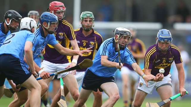 Wexford led all the way in Parnell Park