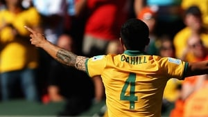 Tim Cahill: 'It's never easy to say goodbye.'