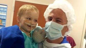 Gavin Glynn suffers from rhabdomyosarcoma, a cancer of the muscles