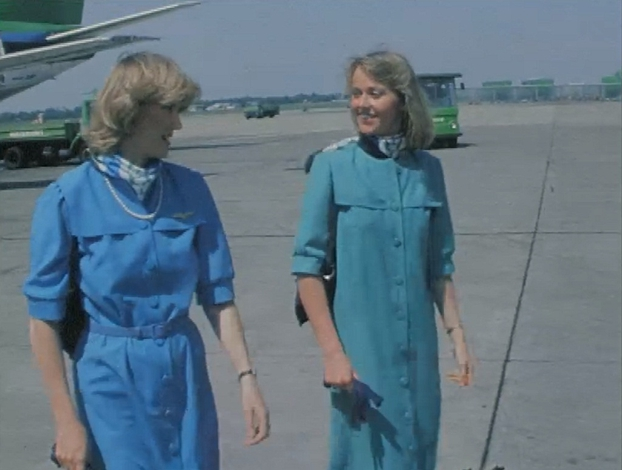 Aer Lingus Uniform (1984)