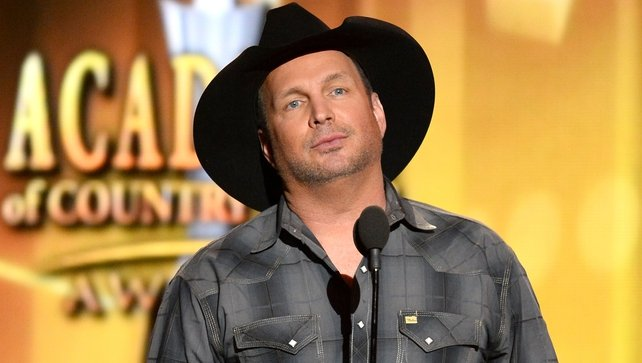 Garth Brooks had sold 400,000 tickets for five shows at Croke Park