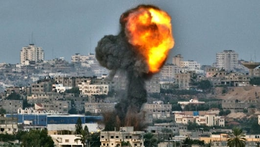 Death toll rises in Gaza