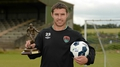 Cork striker O'Sullivan bags monthly award