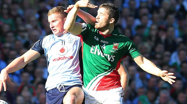 Mayo show just one change for semi-final showdown