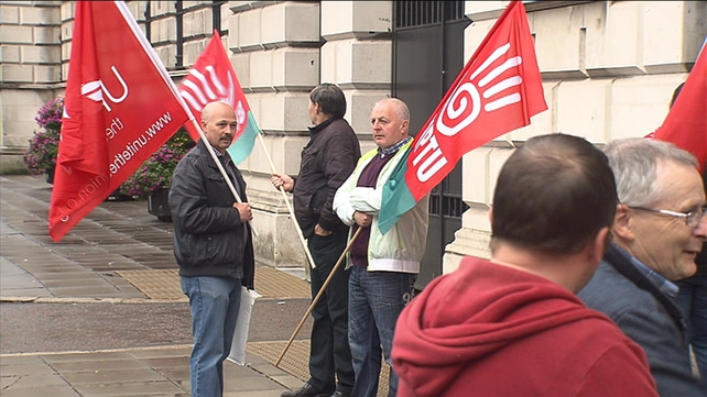 Unions say they will take further industrial action if employers do not engage in serious negotiations