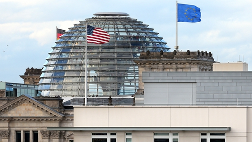 US embassy in Berlin - Intelligence chief expelled in spy row