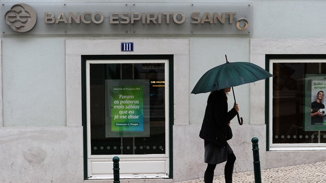 Espirito Santo moves to ring fence assets as a deadline for debt repayment looms