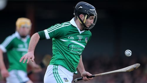 Donal O'Grady has retired from inter-county hurling