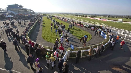 Navan's seven-race card gets underway at 5.40pm