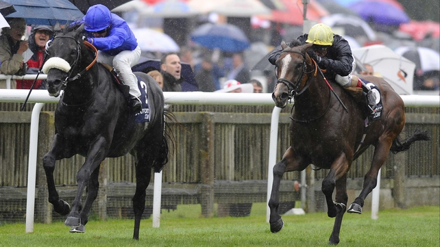 Cavalryman repelled the challenge of Hillstar to record the ninth victory of his career