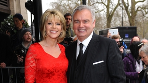 Langsford and Holmes - New series sees the couple exploring the lives of the rich and famous