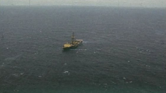 Oil Found Off Cork Coast