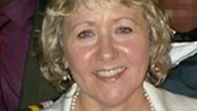 Anne Maguire was attacked stabbed to death in front of her pupils in a classroom in April