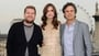 James Corden, Keira Knightley and Mark Ruffalo