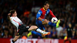Liverpool and Crystal Palace drew 3-3 in last season's meeting at Selhurst Park