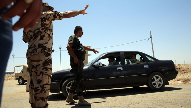 Thousands of Iraqis have fled recent fighting in the cities of Mosul and Tal Afar heading for the Kurdish border