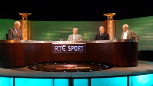 Bill and Co ready for analysis of a Euro 2008 qualifier