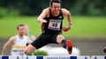 Barr beats 400m world champ Gordon in Santry