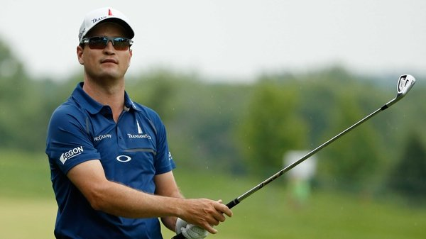 Zach Johnson was beaten in a play-off at the tournament last year