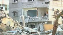 Air attacks on Gaza kill nine people
