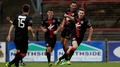 Bohemians bounce back to earn point