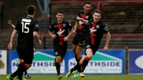 Bohemians' manager Owen Heary and St Pat's defender Ger O'Brien give their reactions to Friday night's 1-1 draw at Dalymount Park