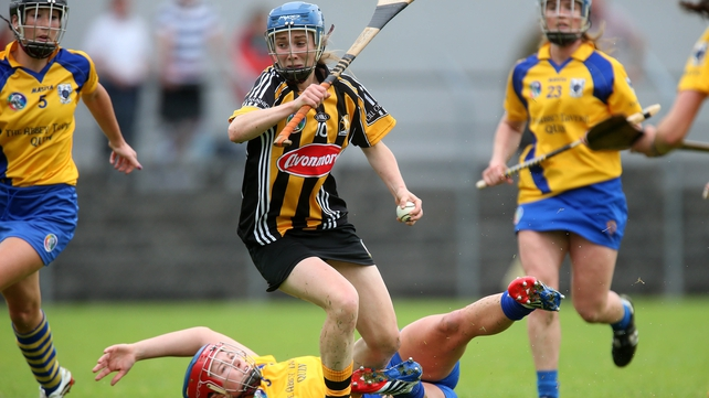 Kilkenny deservingly got the better off Clare