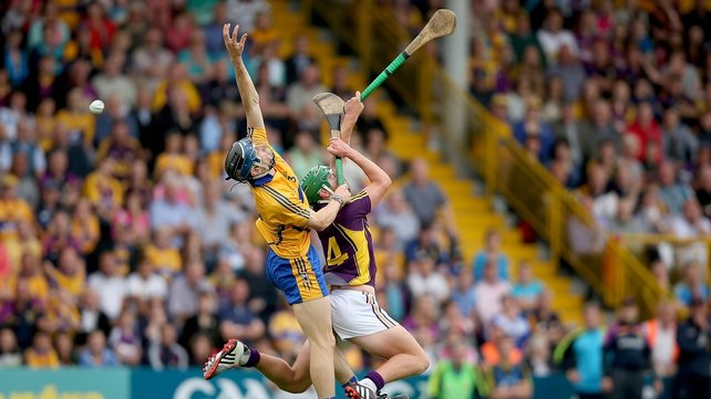 Wexford now go on to face Waterford in the next round
