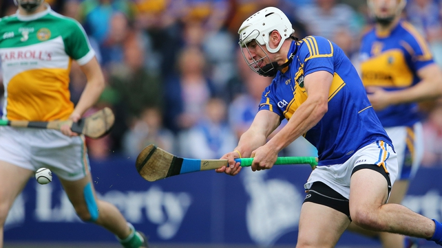 Patrick Maher was among the goals as Tipperary advanced to the All-Ireland quarter-final