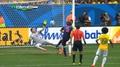Goal: Brazil 0-2 Netherlands