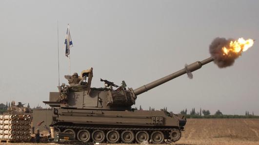 Hostilities between Israel and Palestine continues