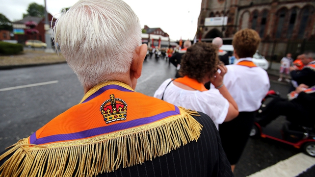 The Orange Order has pledged to step up their Parades Commission political campaign