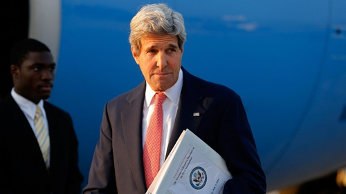 John Kerry is buoyed by his success in brokering an end to Afghan elections deadlock