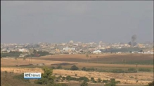 Overnight strikes hit police station in Gaza