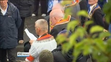 Orange Order and Unionists to continue political campagin against parade routes